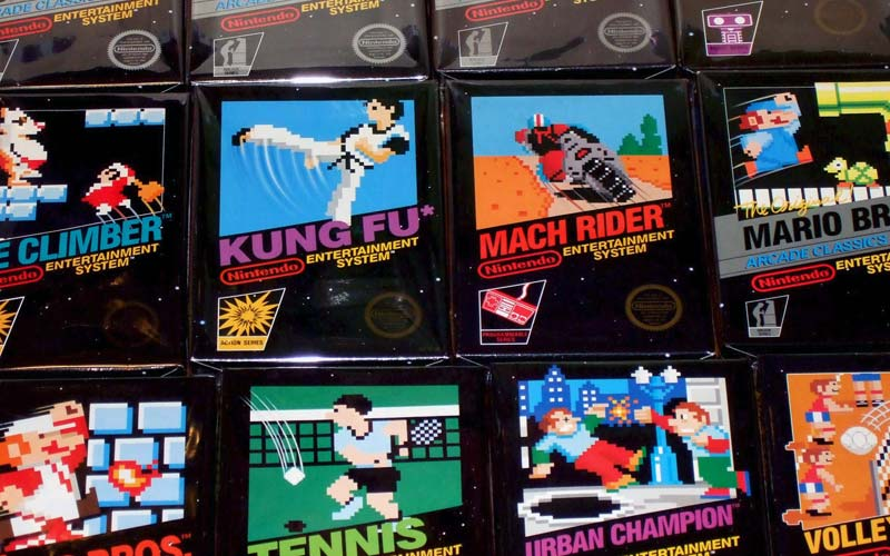 The 7 Original Nintendo Games That Still Sell
