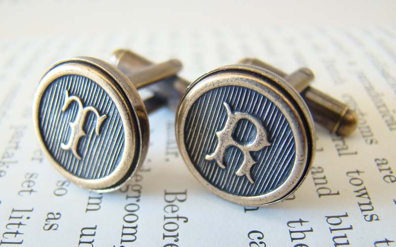 Custom Cuff Links