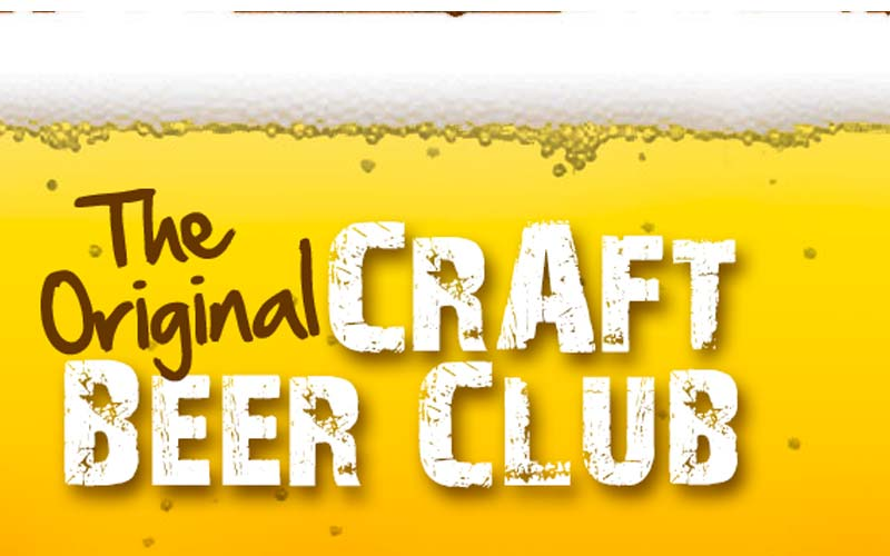 Craft Beer Club Membership