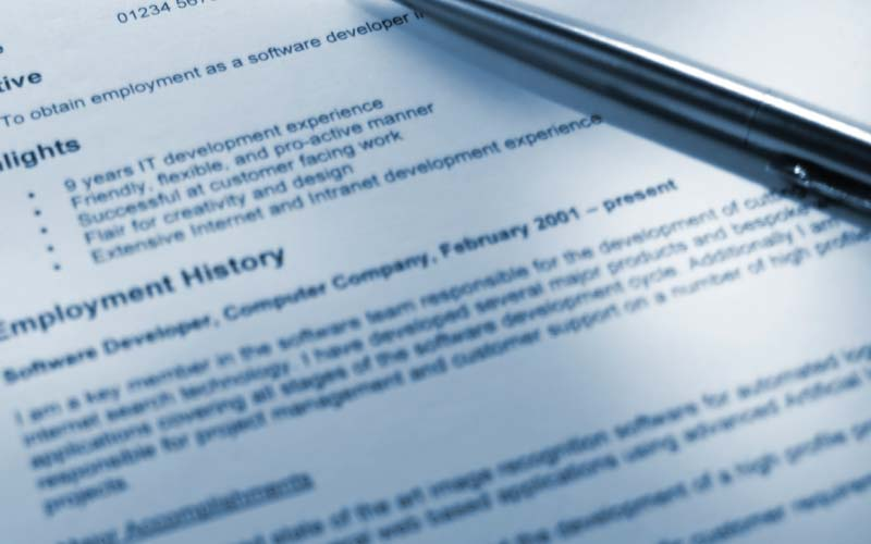 Use Resume Paper When Printing