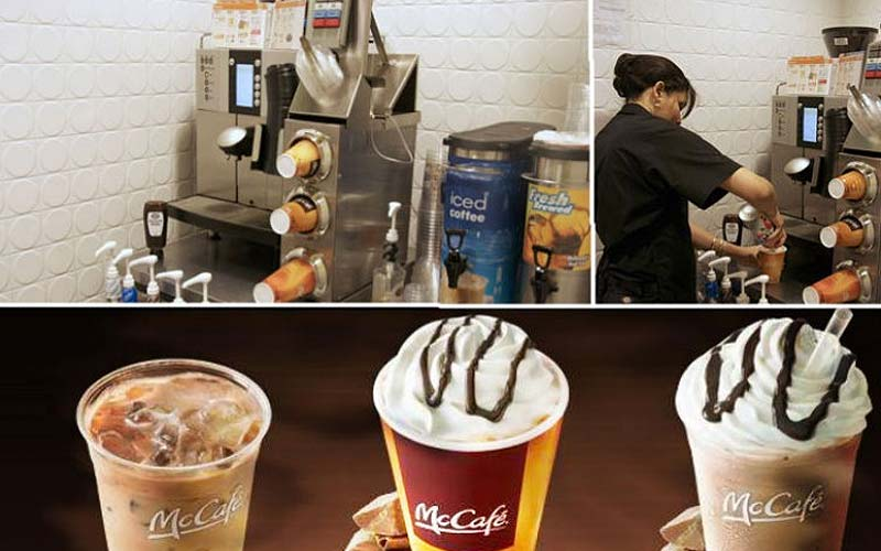 McCafe Drinks