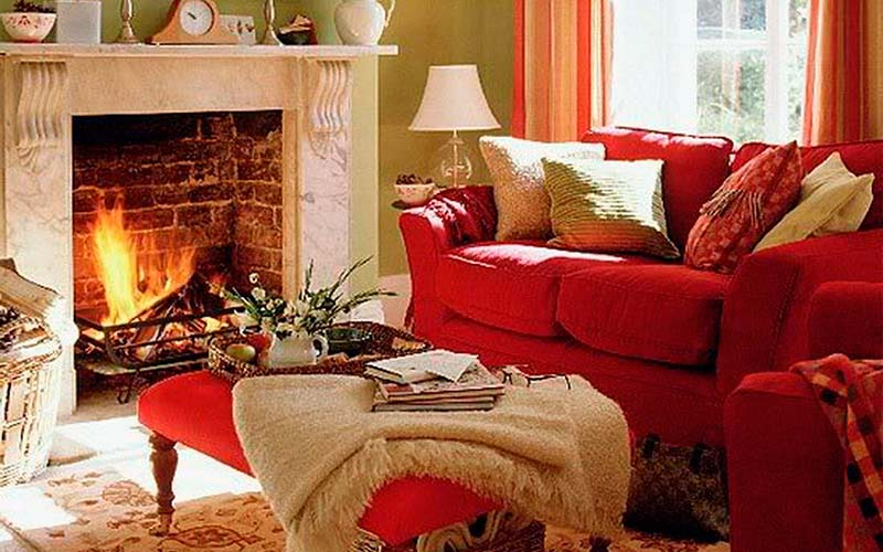 6 Ways To Turn Your House Into A Productive Home Environment: 6 Ways To Make Your Living Room Cozy