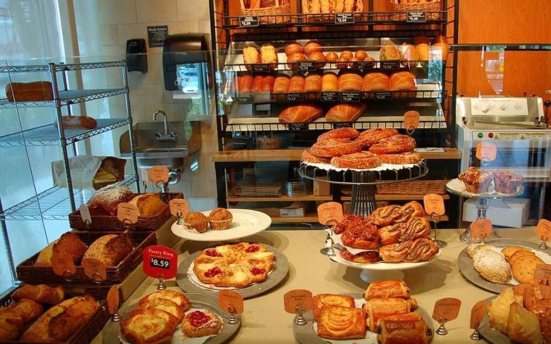Panera Pastries