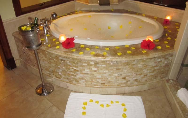 Surprise Us With A Bath