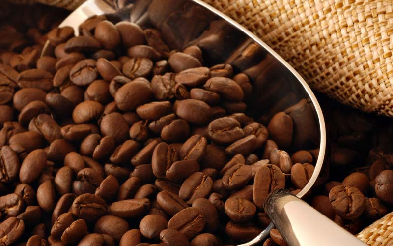 Add Flavor to Coffee Beans