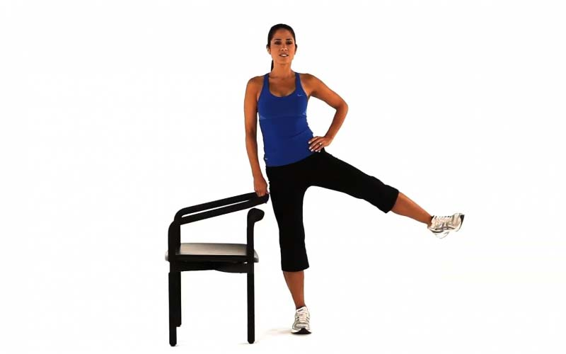 Standing Hip Abductor