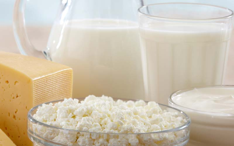 Reduce Dairy