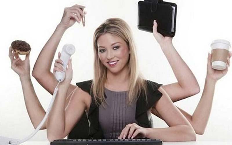 You're Good At Multitasking